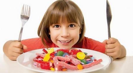 Сладости детям: чего больше – пользы или вреда?