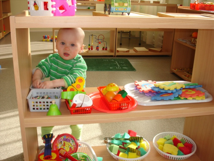 Методики раннего развития в домашних условиях