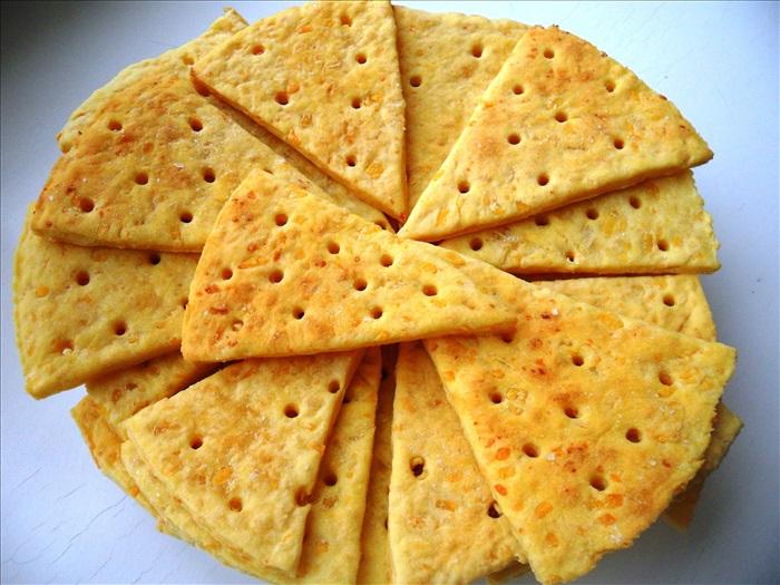 печенье из сыра рецепты с фото