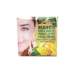 Крем для лица и шеи Mango Collagen Firm & Lifting  от Siam Virgin 100 гр / Siam Virgin Mango Collagen Firm & Lifting Cream100g