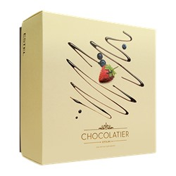 CH/NW CHOCOLATIER White Edition
