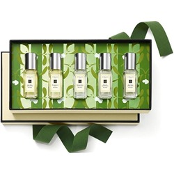 Набор Jo Malone Cologne Intense Collection (Tuberose Angelica + Velvet Rose & Oud + Incense & Cedrat + Dark Amber & Ginger Lily + Oud & Bergamot)