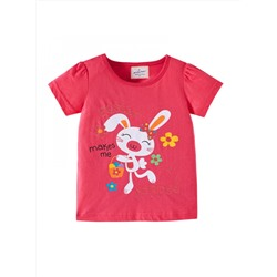 Футболка Jumping Beans JBF0759 rabbit