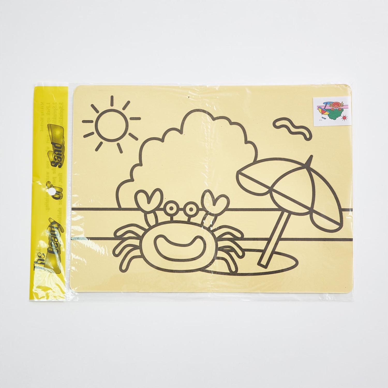 набор картинок для рисования песком мутоновые шубы москве