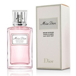 DIOR MISS DIOR BRUME SOYEUSE POUR LE CORPS FOR WOMEN 100ml