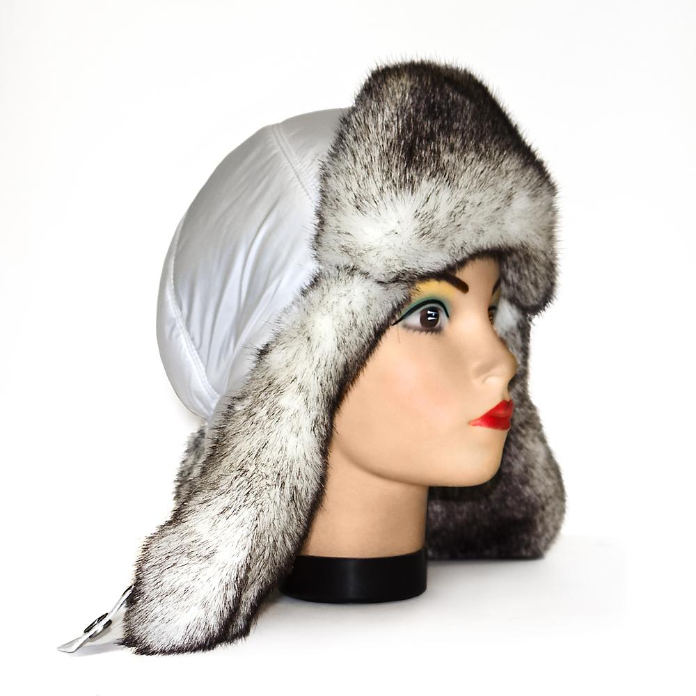 купить шапку ушанку женскую