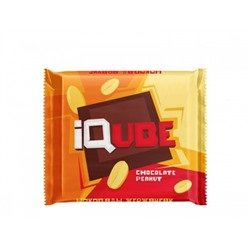 "Шоколад ""IQube chocolate peanut"" 70 г"