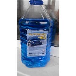 """Незамерзающая жидкость """"AutoGleid"""" -30 5L Blue"""