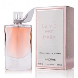 LANCOME LA VIE EST BELLE L`EAU DE TOILETTE FLORALE FOR WOMEN 100ml