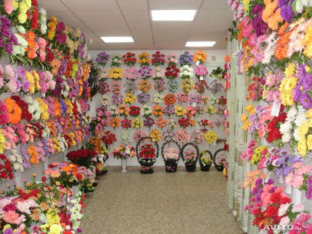 Оптовая база искусственных цветов москва